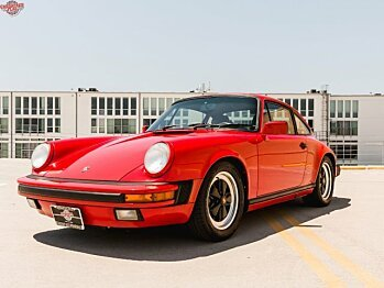 1988 Porsche 911 Carrera Coupe for sale 100885720